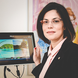 Consiliere personalizata - Cabinet oftalmologic Optica Dr Pirga Slobozia