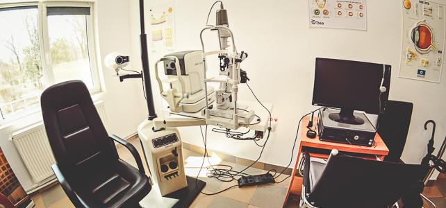 Investigatii oftalmologice - Cabinet oftalmologic Optica Dr Pirga Slobozia