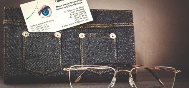 Ochelari de vedere - Cabinet oftalmologic Optica Dr Pirga Slobozia