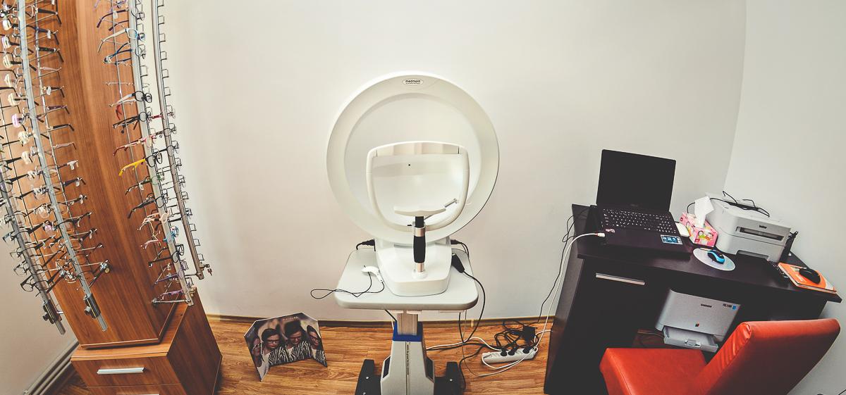 Preventia si depistarea glaucomului - Cabinet oftalmologic Optica Dr Pirga Slobozia